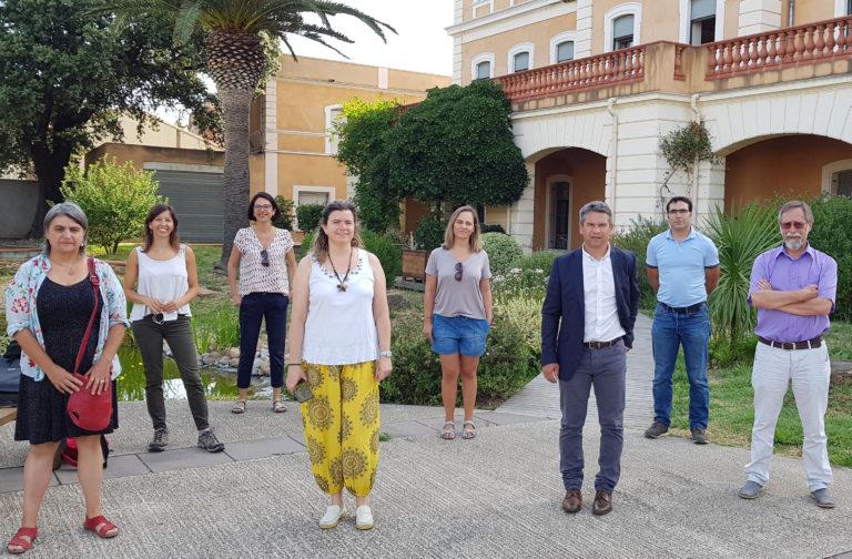 2a reunión del proyecto FoRuO
